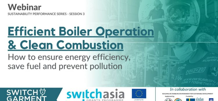 Factories join a workshop on reducing pollution through better boiler management